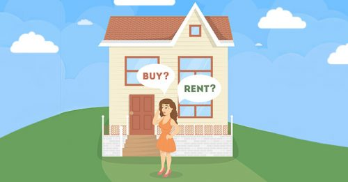 Buying Versus Renting A Home…That Old Debate